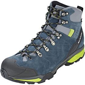 Scarpa ZG Trek GTX Miehet kengät , sininen/musta